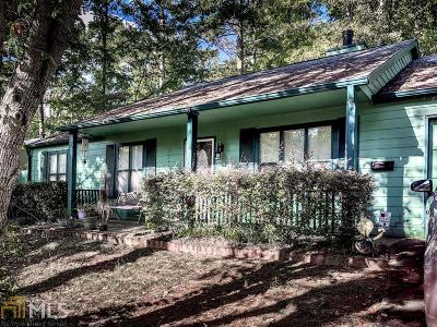 Woodstock Single Family Home Under Contract: 121 River Oaks