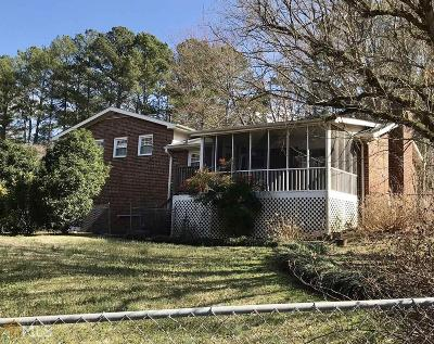 Canton Single Family Home For Sale: 1591 Old Shoal Creek Trl