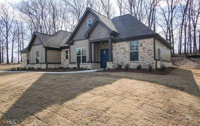 Braselton Single Family Home New: 57 Hickory Bluff