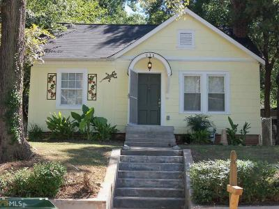 Atlanta Multi Family Home New: 938 SW Beckwith St