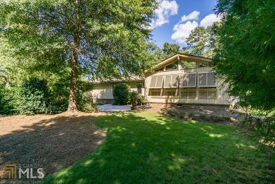 Marietta Rental New: 3745 Creekstone Way