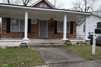 Atlanta Multi Family Home Under Contract: 991 SW Camilla St