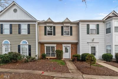 Alpharetta Condo/Townhouse For Sale: 1413 Morningside Park Dr