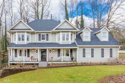 Cumming Single Family Home New: 202 Oakfield Ln