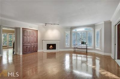 Evian Condo/Townhouse Under Contract: 3636 Peachtree Rd #201
