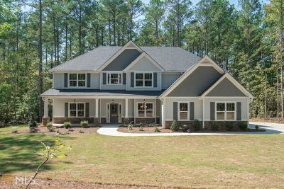 Fayetteville Single Family Home New: 163 Ebenezer Rd #Lot 7