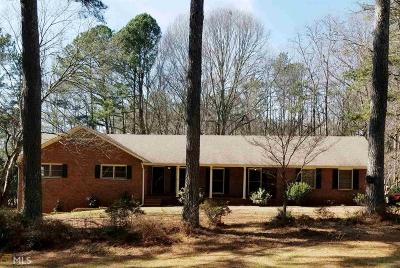 Fayette County Single Family Home New: 380 Derby Dr