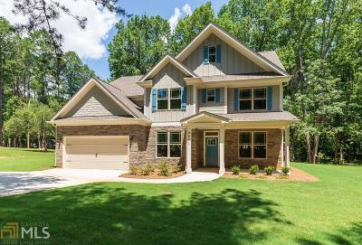Dacula Single Family Home For Sale: 2201 Rabbit Hill Cir