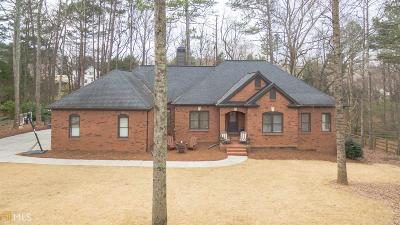 Suwanee Single Family Home New: 705 Lakeglen