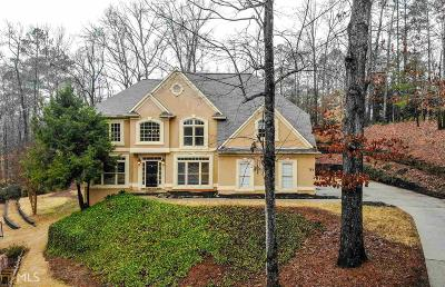 Roswell Single Family Home New: 655 Lytham Ct