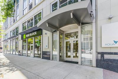 Condo/Townhouse Under Contract: 20 10th St #1004