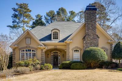 Alpharetta Single Family Home For Sale: 9755 Foxworth Dr