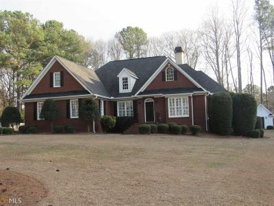 Griffin Single Family Home Under Contract: 121 Maplewood Dr