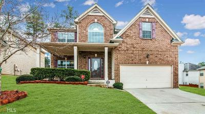Lithonia Single Family Home Under Contract: 7551 Willow Leaf Trl