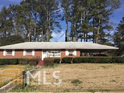Clayton County Single Family Home Under Contract: 432 Wavelyn Way