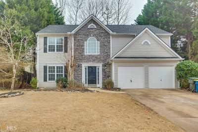 Kennesaw Single Family Home For Sale: 4290 Monticello