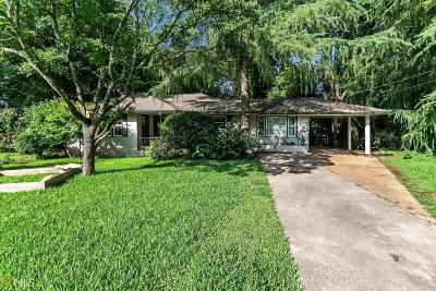 Belvedere Park Single Family Home For Sale: 1761 Lynn
