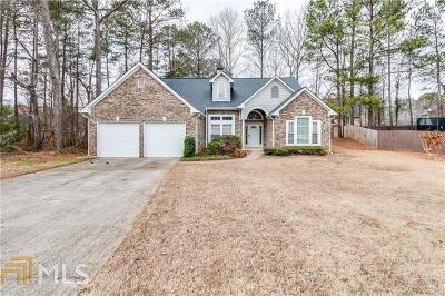 Woodstock Single Family Home Under Contract: 304 Sutton Ct