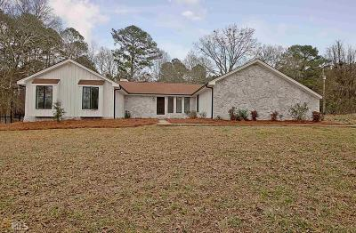 Fayetteville Single Family Home Under Contract: 208 Weldon Rd