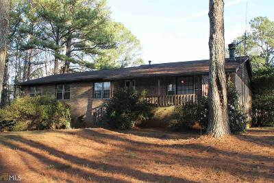 Fayetteville Single Family Home New: 1134 Redwine Rd