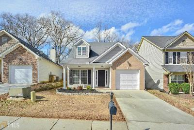 Braselton Single Family Home New: 6925 White Walnut Way