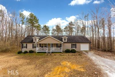 Bremen Single Family Home Under Contract: 15 Wagon Trail Rd