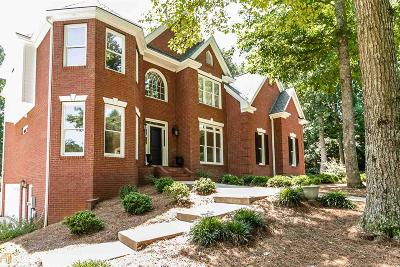 Coweta County Single Family Home New: 405 Island Cove Dr
