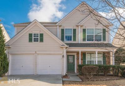 Suwanee Single Family Home Under Contract: 9105 Ruel Ln