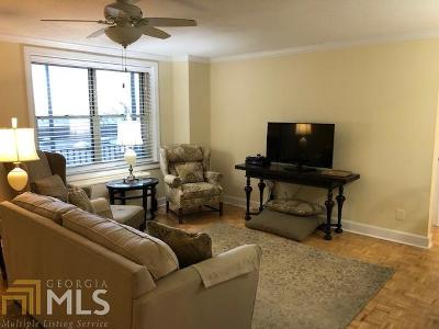 Peachtree Towers Condo/Townhouse Under Contract: 300 Peachtree St #2H