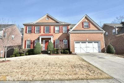 Alpharetta Single Family Home New: 5630 Hastings Ter