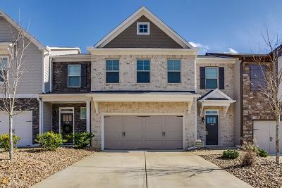 Snellville Condo/Townhouse Under Contract: 1288 Manor Noble Ct