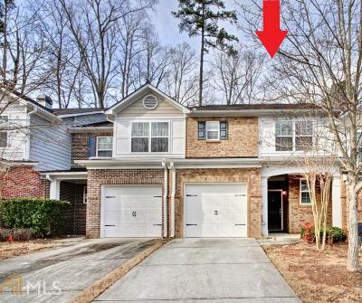 Lawrenceville Condo/Townhouse Under Contract: 3285 Fernview