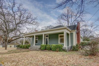 Conyers Single Family Home New: 1053 Milstead