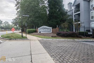 Sandy Springs Condo/Townhouse Under Contract: 544 Granville