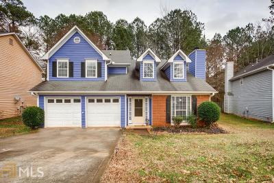 Stone Mountain Single Family Home Under Contract: 959 Oakwood Chase Cir