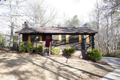 Douglasville Single Family Home New: 7316 Banks Mill Rd