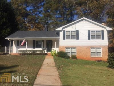Ellenwood Single Family Home For Sale: 2638 Manor Pl