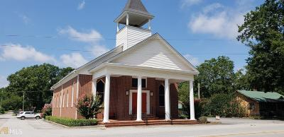 Newton County Commercial For Sale: 3024 Main St Hwy 11 S