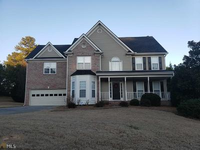 Loganville Single Family Home New: 3636 Sweet Breeze Way