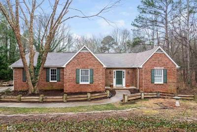 Fayette County Single Family Home New: 145 Brookwood Ln