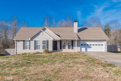 Cleveland Single Family Home New: 208 Ashwood Ln #39
