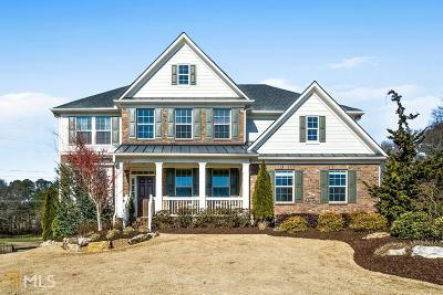 Woodstock Single Family Home Under Contract: 301 Spotted Ridge Cir