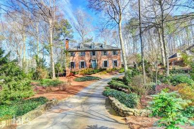 Roswell, Sandy Springs Single Family Home For Sale: 6450 River Chase Cir