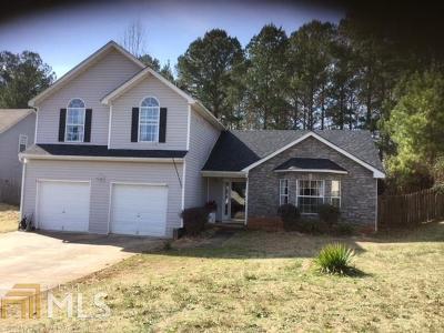 Douglasville Single Family Home New: 4291 Caroline Ct