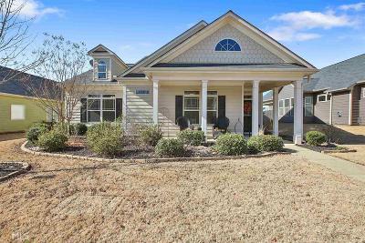 Newnan Single Family Home New: 99 Creekside Way