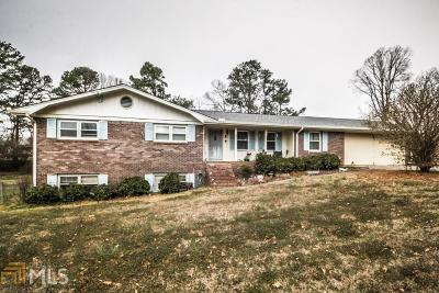 Snellville Single Family Home Under Contract: 1851 Drfitwood Pl