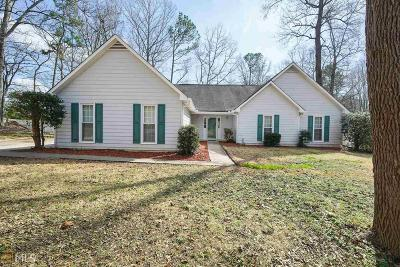 Mableton Single Family Home New: 1174 Crestbrook Dr