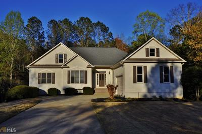 Acworth Single Family Home New: 102 Oak Pointe Ct