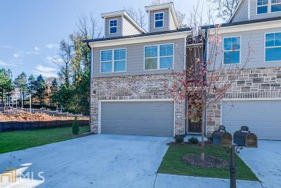 Atlanta Condo/Townhouse New: 3512 Mulberry Rd