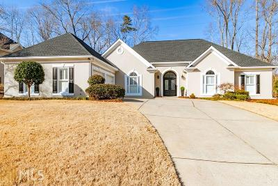 Kennesaw Single Family Home Under Contract: 3912 Halisport Dr
